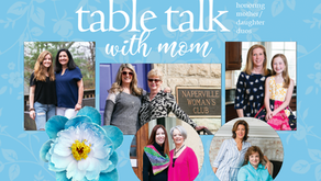 COVER STORY | Table Talk with Mom