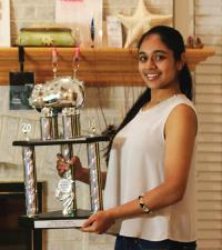 Trisha Prabhu – Naperville