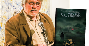 LITERARY LOCAL | Warrenville Author R.G. Ziemer