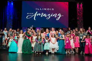 Miss Amazing 2018, Glancer Magazine