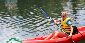 FAMILY FUN   Plan a Day on the Water at the Paddleboat Quarry