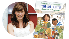 LITERARY LOCALS | Michelle Schaub of Downers Grove