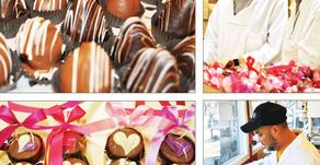 SAVORY & SWEET SISTERS | Graham's Fine Chocolates & Ice Cream