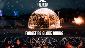 FORGEFIRE DINING | Enjoy an Unforgettable Meal Under the Stars