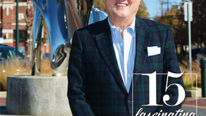 15 FASCINATING FACES OF THE YEAR   Raymond Rogina of St. Charles