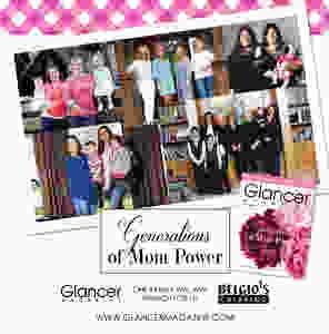 Generations of Mom Power, Vote Today, Glancer Magazine