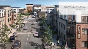 FOX VALLEY | New Day-and-Night Destination Design Planned for Aurora Shopping Mall