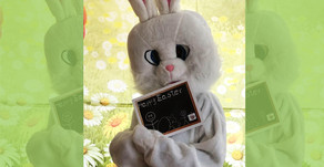 VIRTUAL EASTER BUNNY VISITS | Make a $5 Donation to Naperville Safety Town