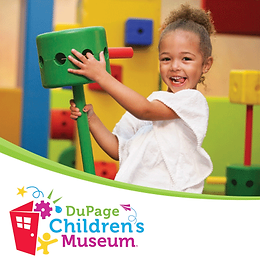 FUN FOR KIDS | Exhibits-To-Go with DuPage Children's Museum