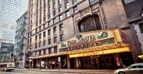 WORLD'S MOST HAUNTED PLACES | See Where Chicago's Oriental Theater Ranks on the List
