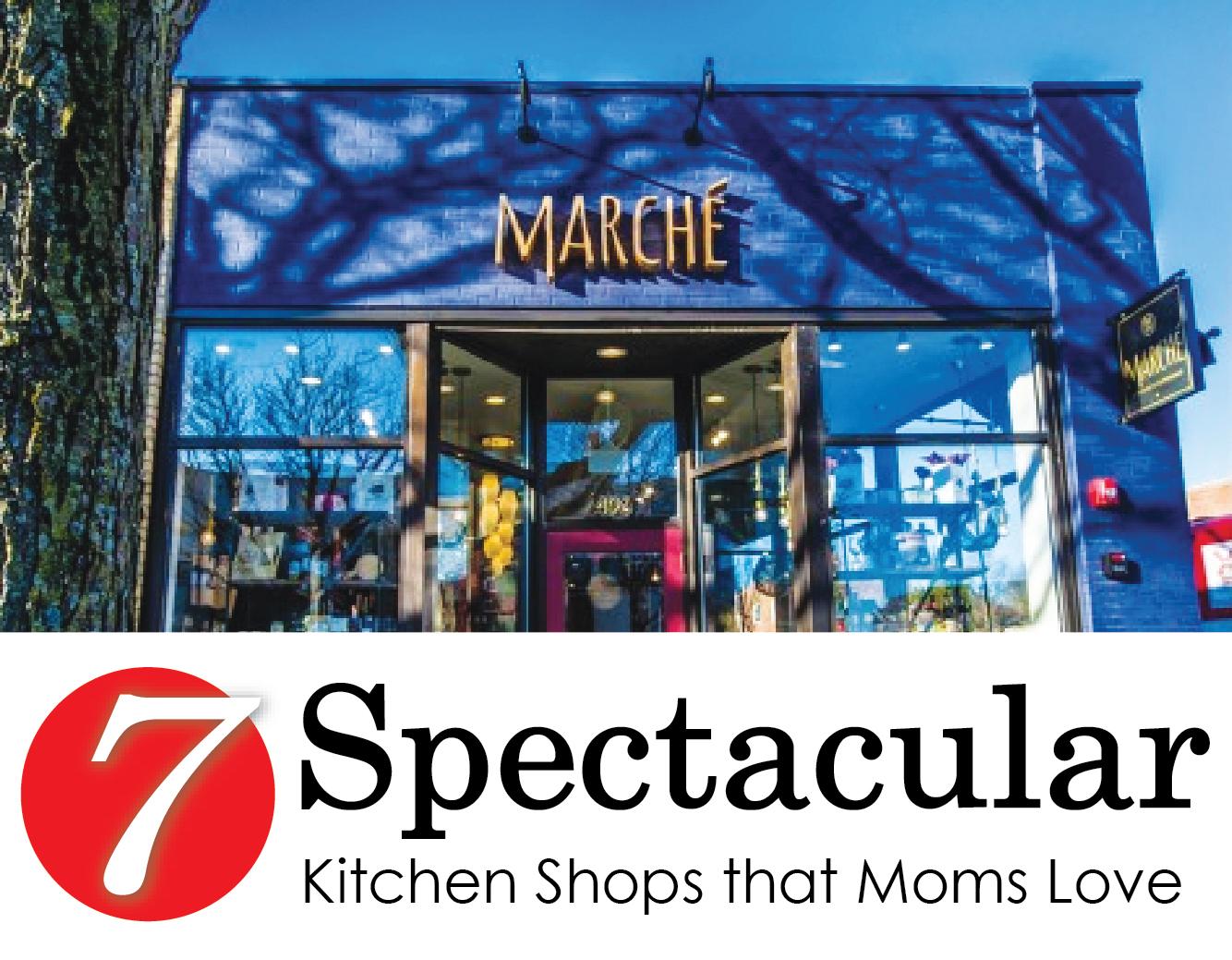 7 SPECTACULAR | Kitchen Shops that Moms Love | Glancer Magazine