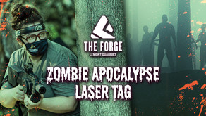 ZOMBIE APOCALYPSE LASER TAG | A Family-Friendly Tactical Laser Tag Experience