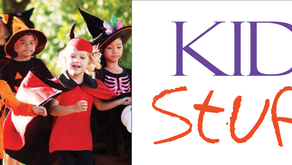 KID STUFF | October 2020, Fun Fall Activities