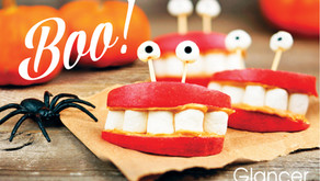HALLOWEEN TREATS | 12 Not-So-Tricky Treats for Fall, Easy to Make & Lots of Fun