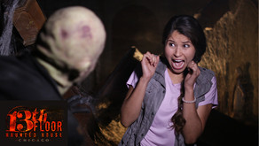 13TH FLOOR HAUNTED HOUSE | Sixth Season with Two New Haunted Attractions