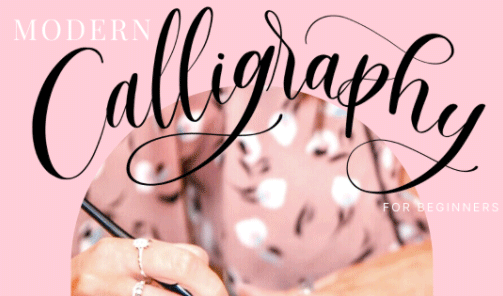 SIP & SCRIPT | Local Cafe to Host a Night of Learning Calligraphy