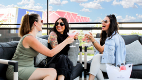 THE TABLE AT CRATE | Rooftop Debuts this Week With Exclusive Cocktail Experience