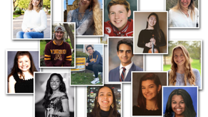 CONGRATULATIONS | Outstanding High School Seniors Honored with 2020 Rotary Pursuit of Life Awards
