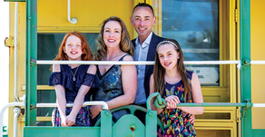 FABULOUS FAMILY | Meet the Byers Family of Aurora, Givers at Heart