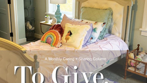 TO GIVE, TO INSPIRE | Benet Special Spaces Gives Kids with Cancer a Bedroom Makeover