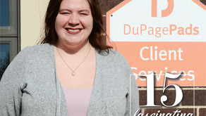 15 FASCINATING FACES OF THE YEAR | Josie Mattern of St. Charles & Wheaton
