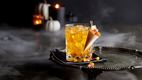 MORTON'S POWER HOUR   Candy Corn Old Fashioned, Anyone?