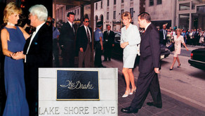 TRAVEL LIKE PRINCESS DIANA | Drake Chicago Recreates Princess Diana 1996 Stay Package