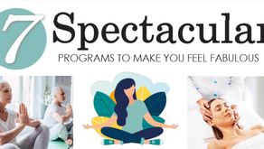 7 SPECTACULAR | Programs to Make You Feel Fabulous In 2021