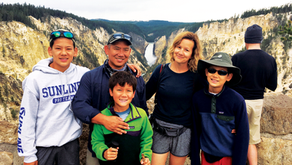 COVER STORY   Family Traditions: The Wijangco Family of Naperville Shares on their Summer Travels