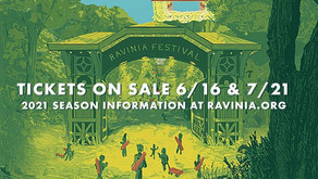 RAVINIA ANNOUNCES 2021 LINE-UP | This Summer will Feature 47 Festival Premieres and 30 Artist Debuts