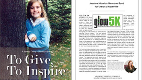 TO GIVE, TO INSPIRE | Jeanine Nicarico Memorial Fund for Literacy Naperville