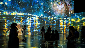 IMMERSIVE VAN GOGH | Bringing Vincent Van Gogh's Masterpieces to Life In Chicago's Gold Coast