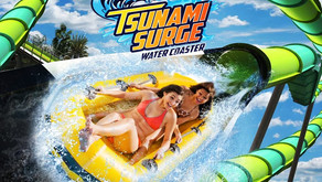 SIX FLAGS TO REOPEN | Safe, Thrilling, Outdoor Fun Set for 2021, Tsunami Surge to Debut
