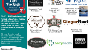 ST. CHARLES | Shop Local, Support Local with Care Package, Orders Taken Through June 15