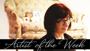 ARTIST OF THE WEEK   Lisa Dzuricsko of Lisle