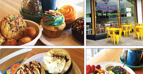 SAVORY & SWEET SISTERS | Courageous Bakery & Cafe
