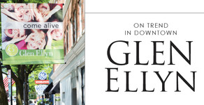 ON TREND | Downtown Glen Ellyn, May 2020