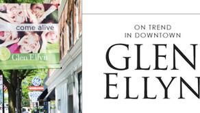 ON TREND   Downtown Glen Ellyn, May 2020