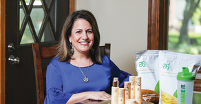 COVER STORY | Holistic Influencer, Debbie Ladeur of Naperville