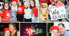 SCENE AROUND SUBURBIA | Olivia's Tribe Neighborhood Parade (July 17)