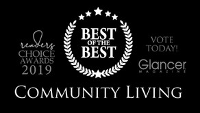 COMMUNITY LIVING   2019 Best of the Best