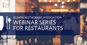 FREE WEBINAR SERIES | Learn Safe, Effective Ways to Open Illinois Restaurants