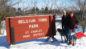 OUTDOOR ENTHUSIASTS | St. Charles Couple Sets Out to Visit Every Local Park