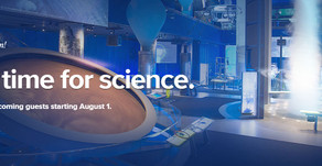MUSEUM OF SCIENCE & INDUSTRY | Now Open with Free Entry August 1-14