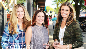 SCENE AROUND SUBURBIA | Wine and Finds, Downtown Glen Ellyn (June 13)
