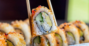 DINE ON SUSHI & FUN | Blue Sushi Saki Grill at Water Street Naperville Invites You Inside