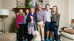 FABULOUS FAMILY | The Cashmans of Clarendon Hills Have a Love for Helping Others