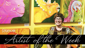 ARTIST OF THE WEEK | Nancy Staszak of Woodridge