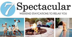 7 SPECTACULAR | Weekend Staycations to Relax You