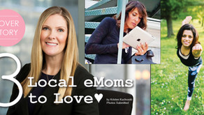 COVER STORY | 3 Local eMoms to Love